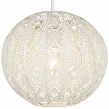 23cm Metal Sphere Pendant Shade