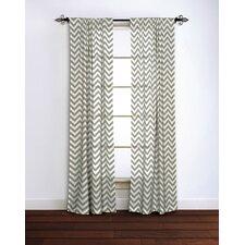 Destany Window Single Curtain Panel