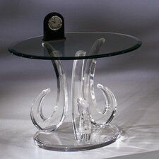 Palace End Table by Shahrooz