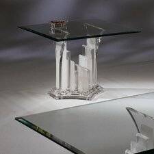 Curvology End Table by Shahrooz
