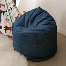 Denim Cool Chill Bean Bag Chair