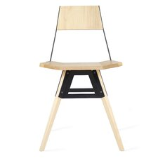Clarke Solid Wood Dining Chair