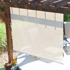 Premium Cord Controlled Outdoor Solar Shade