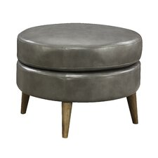 Chowdhury Round Ottoman by Andover Mills