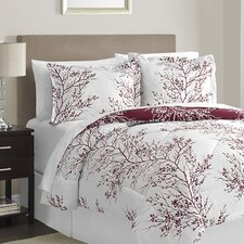 Stokes 8 Piece Comforter Set