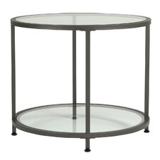 Camber End Table by Offex