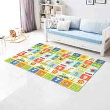 Fisher-Price 123 Portable Folding Floor Mat by Parklon