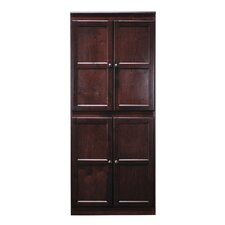 Kesterson 4 Door Storage Cabinet