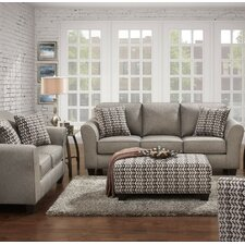 Carlos Sofa and Loveseat Set  by Wildon Home ®