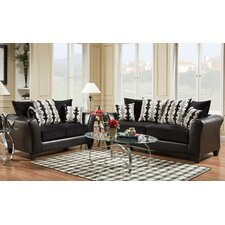 Brust Sofa and Loveseat Set