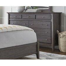 Pittsburg 9 Drawer Dresser