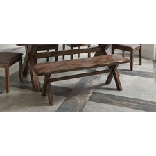 Orland Wood Dining Bench by Loon Peak