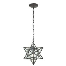 Beverly 1-Light Foyer Pendant