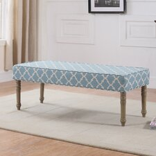 Upholstered Bedroom Bench by BestMasterFurniture