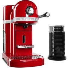 Nespresso Espresso Maker and Aeroccino Milk Frother - KES0504