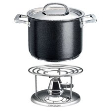 Infinite Stockpot with Lid and Free Table Burner