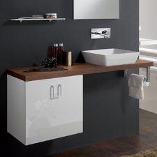 Veneered High End Sink Stand Modern 51 Single Bathroom Vanity Base by Maestro Bath
