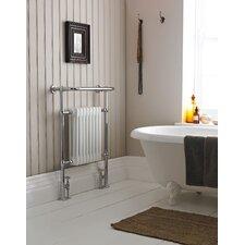 Harrow Floor Mount Heated Towel Rail