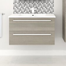 Silhouette 30 Wall Hung Vanity Set by Cutler Kitchen & Bath