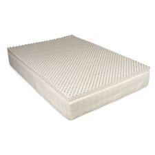 Egg 5cm Memory Foam Mattress Topper with Cover