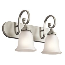 Bretton 2-Light Vanity Light