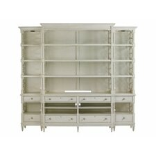 Preserve Pavillion 98 Standard Bookcase by Stanley Furniture