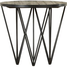 MIXT Ruffin End Table by Sunpan Modern