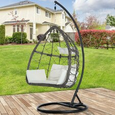Egg Hanging Chair with Stand