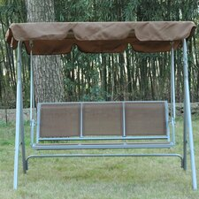 Metal Swing Seat with Stand