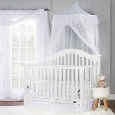 Charlotte 5-In-1 Convertible Crib