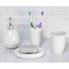 4-Piece Bathroom Accessory Set