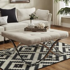 Gilham Ottoman by House of Hampton®