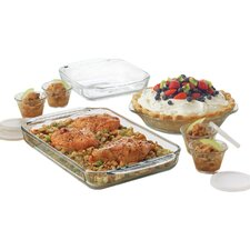 11 Piece Glass Baking Set