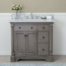 "Stella 36"" Single Bathroom Vanity Set"