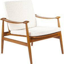 Perm Lounge Chair by dCOR design