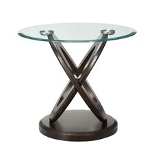Backwell End Table by Wade Logan