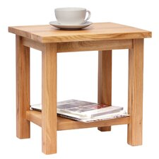 New Waverly Oak Side Table