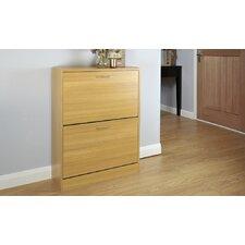 Humphrey 12-Pair Shoe Storage Cabinet