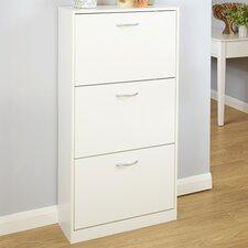 Humphrey 18-Pair Shoe Storage Cabinet