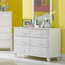 Portia 6-Drawer Double Dresser by Viv + Rae