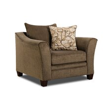 Simmons Upholstery Bensenville Armchair by Red Barrel Studio