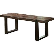 Newbury Wood Dining Bench by Trent Austin Design
