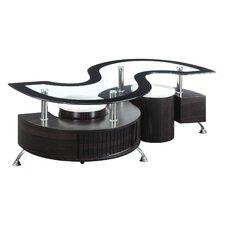 Jonathan 3 Piece Coffee Table Set