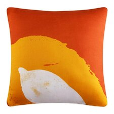 Jayden Square Cotton Throw Pillow