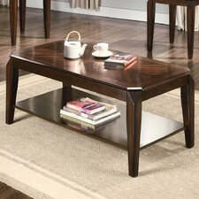 Docila Walnut 3 Piece Coffee Table Set by ACME Furniture