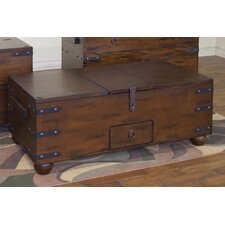 Vista Trunk Coffee Table by Loon Peak