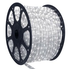 LED Indoor/Outdoor Christmas Rope Lights on a Spool