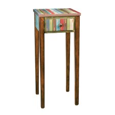Ribbon 1 Drawer Nightstand by Sterling Industries