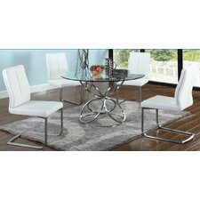 Allibert 5 Piece Dining Set