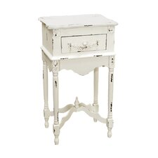 Milkpaint End Table by Sterling Industries